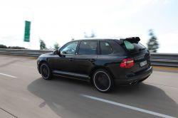 Techart SUV auf Basis des Porsche Cayenne
