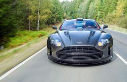 Mansory Cyrus verfeinert Aston Martin