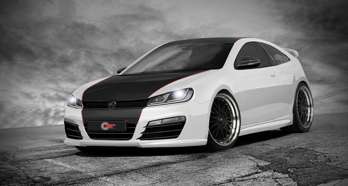 bald ein neuer VW Corrado?