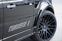 Hamann tunt Range Rover Sport zum Conquerer II