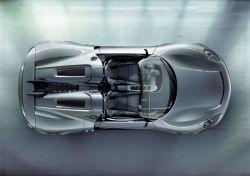 Porsche Spyder 918 Concept
