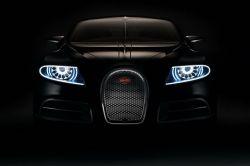 Bugatti 16C Galibier in schwarz
