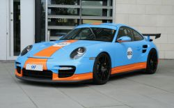 9ff Porsche 997 BT-2 leistet 850 PS