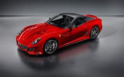 der schnellste Strassen-Ferrari - 599 GTO
