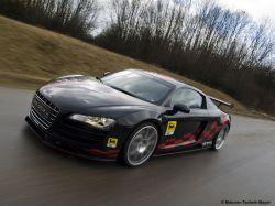 MTM präsentiert Audi R8 GT3-2 mit 560 PS