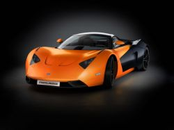 Marussia B1 - Russensportler
