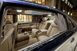 High-End Luxuslimousine Maybach