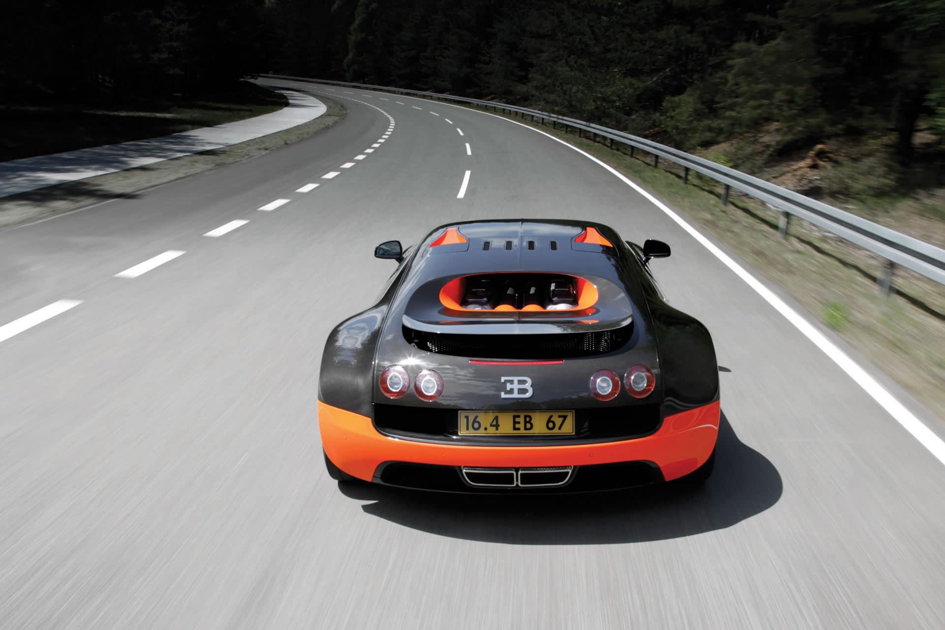 bugatti veyron 16 4 super sport weltrekord. Black Bedroom Furniture Sets. Home Design Ideas