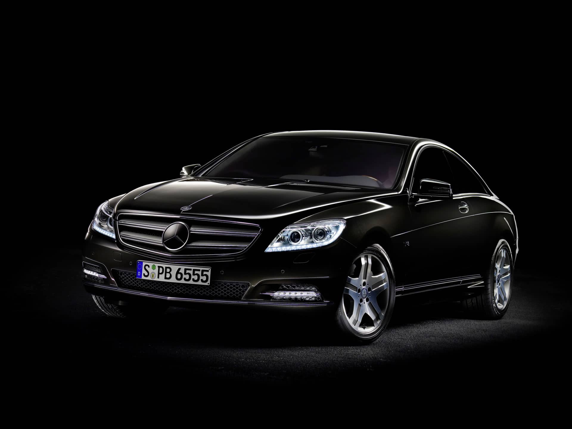 Neues modell der mercedes benz cl klasse for Mercedes benz in