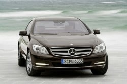 neue Generation der Mercedes-Benz CL-Klasse