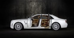 Mansory Rolls-Royce White Ghost