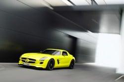 Mercedes AMG SLS E-CELL
