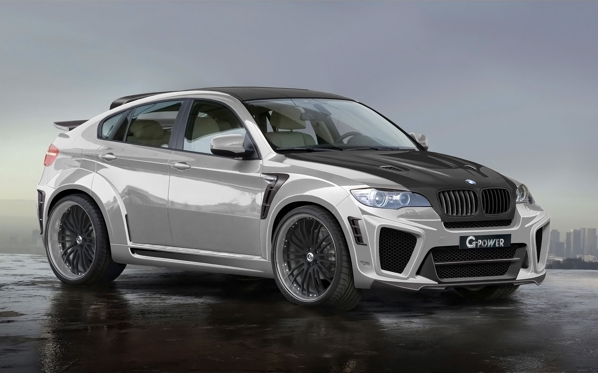 g power bmw x6 typhoon rs ultimate. Black Bedroom Furniture Sets. Home Design Ideas
