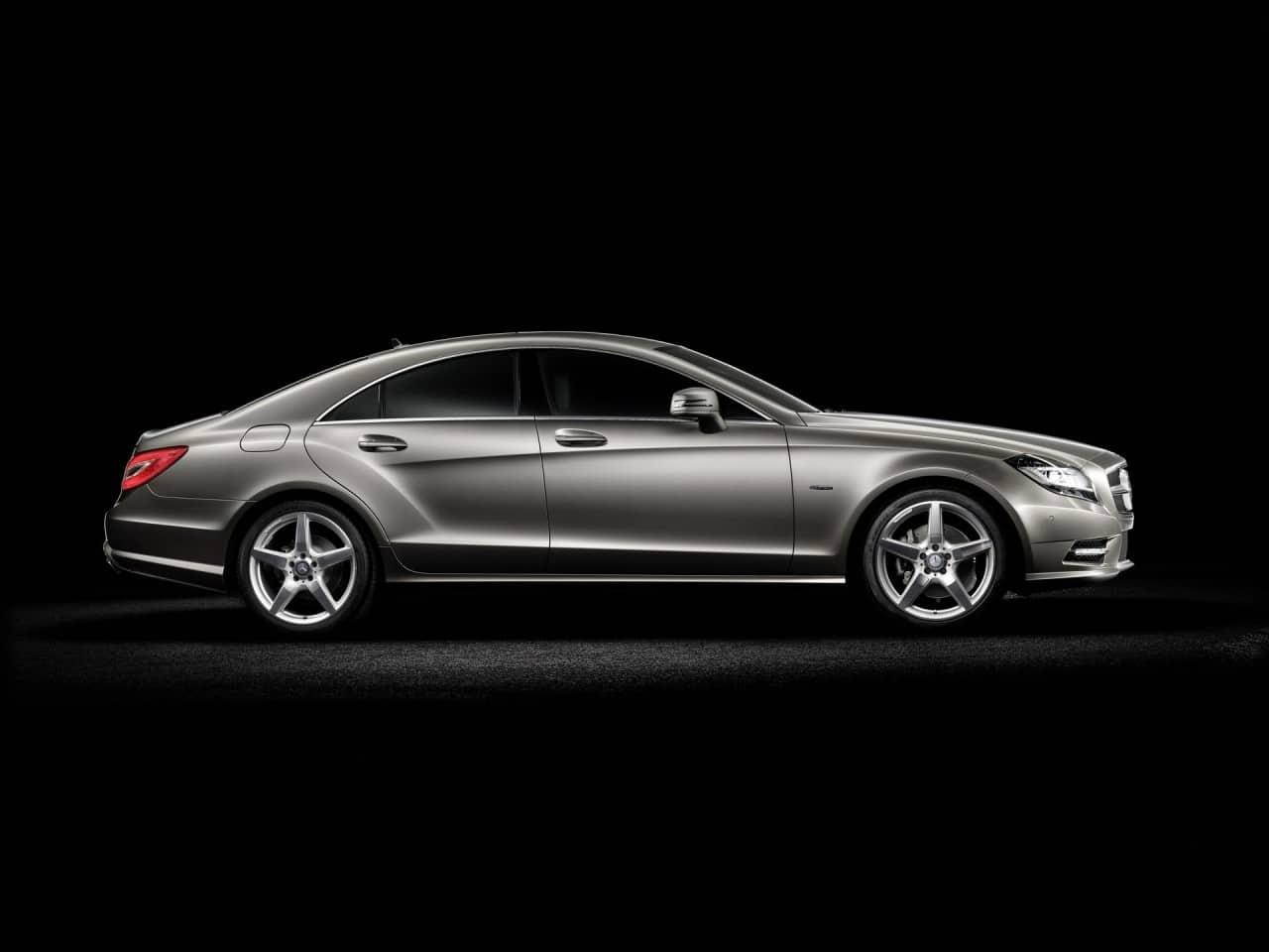 Der neue Mercedes-Benz CLS