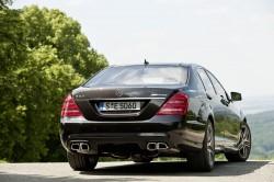 Mercedes Benz S 63 AMG mit bis zu 571 PS