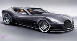 Morgan EvaGT - ein Sportwagen für 2+2