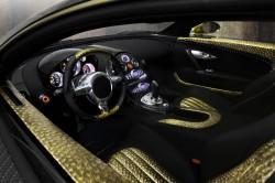 Mansory Bugatti Veyron Linea Vincero d'Oro