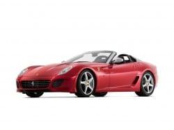 Ferrari 599 SA Aperta - oben ohne