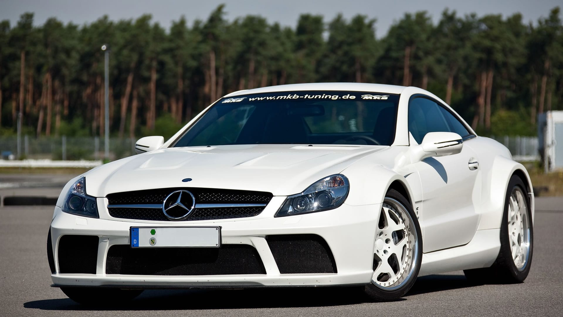 Mkb mercedes benz sl 65 amg black series p 1000 for A series mercedes benz