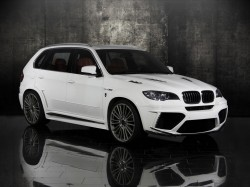 Mansory verbreitert den BMW X5