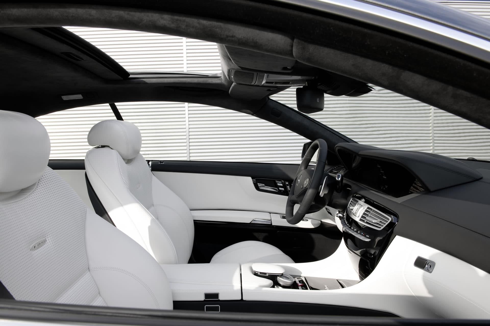 Mercedes Benz CL 63 AMG elabia