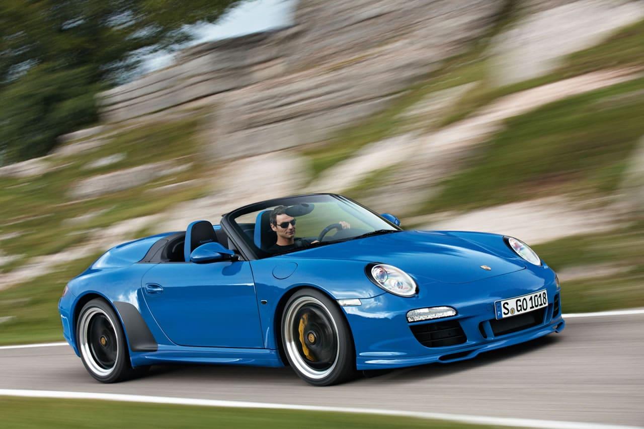 Porsche 911 Speedster – die Legende lebt by elabia.de