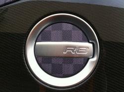 Audi R8 im Schachbrett-Look von Dartz