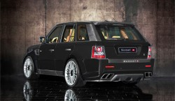 Range Rover Sport by Mansory Switzerland