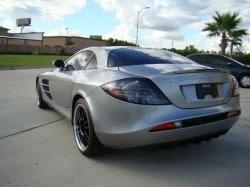 Mercedes Benz SLR 722 von Michael Jordan bei eBay