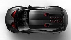 Lamborghini Sesto Elemento Limited Edition