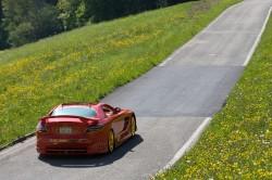 McLaren SLR 999 Red Gold Dream