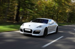 Techart GrandGT auf Basis Porsche Panamera
