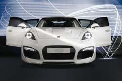 Techart GrandGT auf Basis Porsche Panamera