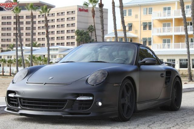 David Beckhams Porsche 911 Turbo
