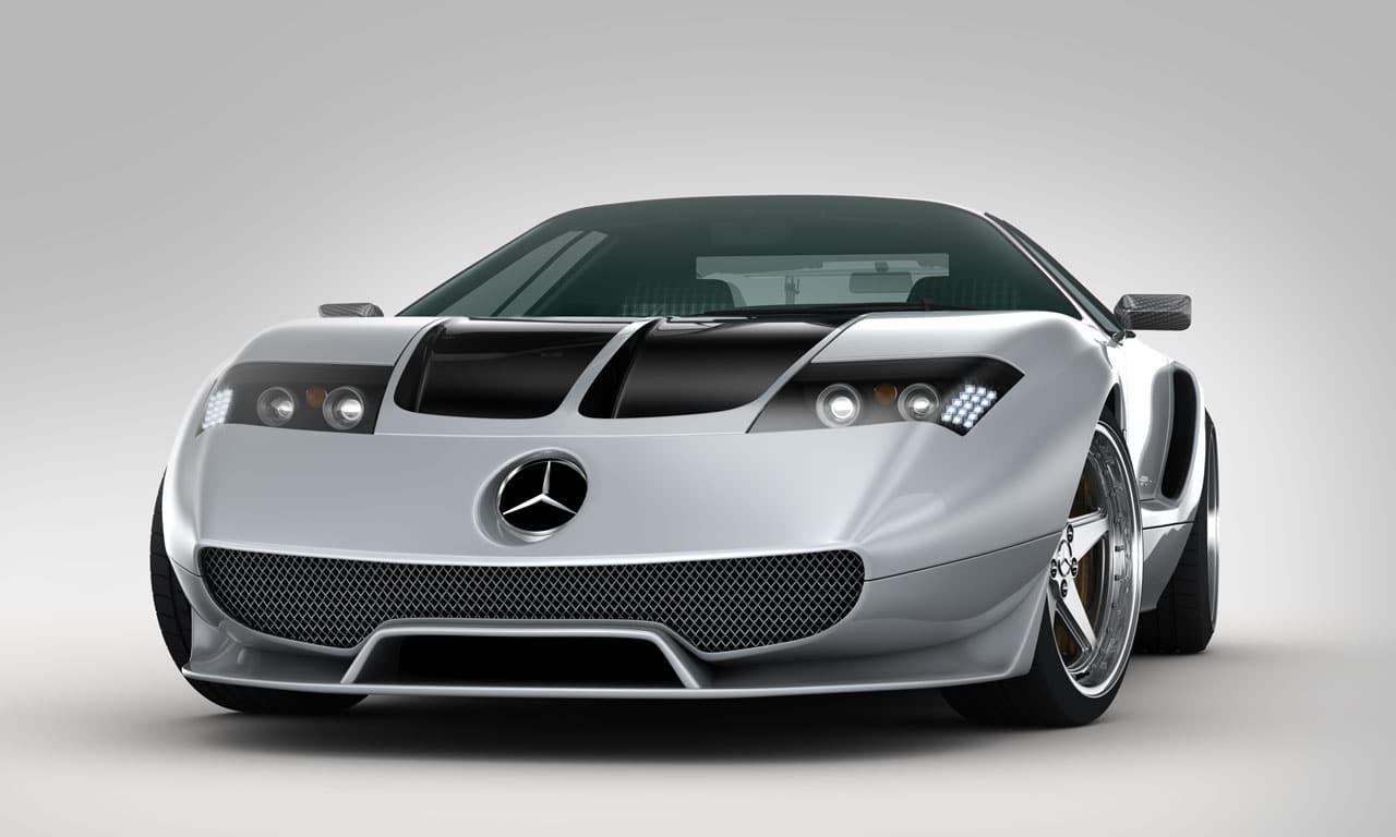 Mercedes-Benz Ciento Once by GWA Tuning - elabia.de
