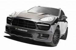 Hamann tunt den Porsche Cayenne 958