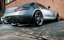 Kicherer AMG Mercedes SLS 63 Supersport
