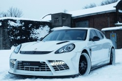 Moby Dick - Panamera Turbo von Edo Competition