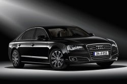 gepanzerter Audi A8 L Security