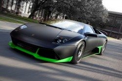 edo competition Lamborghini Murciélago LP750