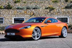 Aston Martin Virage - James Bonds Neuer