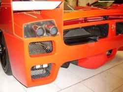 Ferrari Enzo FXX mit Strassenzulassung