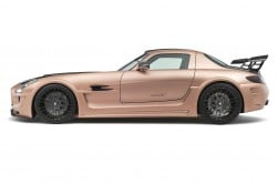 Hamann Hawk – AMG Mercedes SLS mit 636 PS