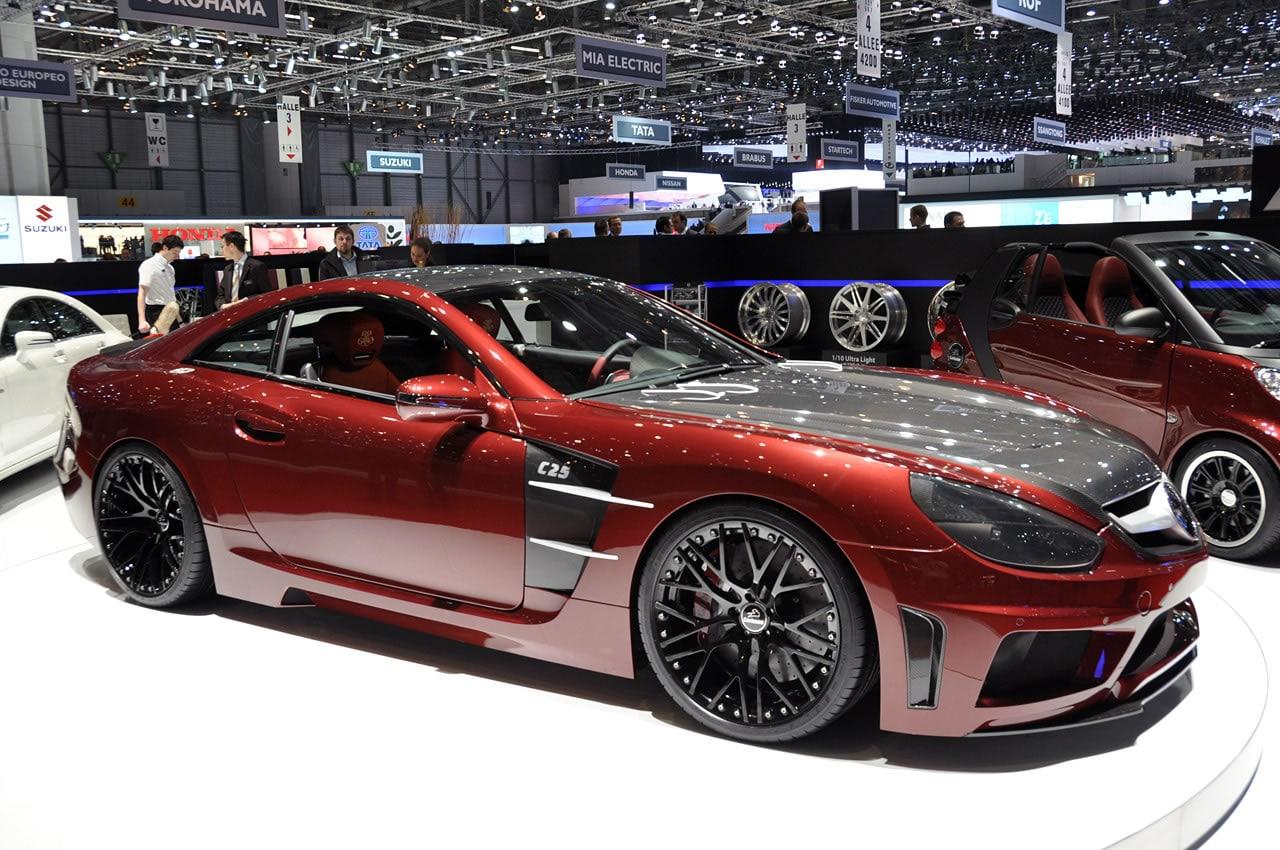 Carlsson mercedes benz c25 royale for Mercedes benz carlsson