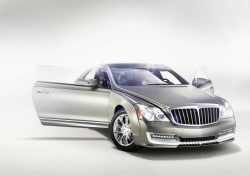 Xenatec Coupé auf Basis des Maybach 57S