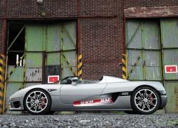Koenigsegg CCR Evolution von edo competition