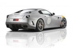 Novitec Rosso Ferrari 599 GTO mit 888 PS