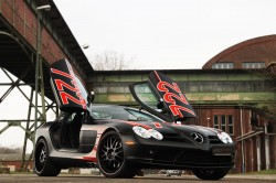 edo competition SLR 722 - Black Arrow