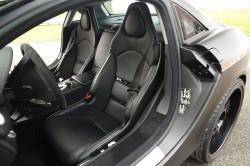 edo competition SLR 722 - Black Arrow