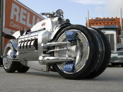 Dodge Tomahawk 8,2 Liter Monsterbike